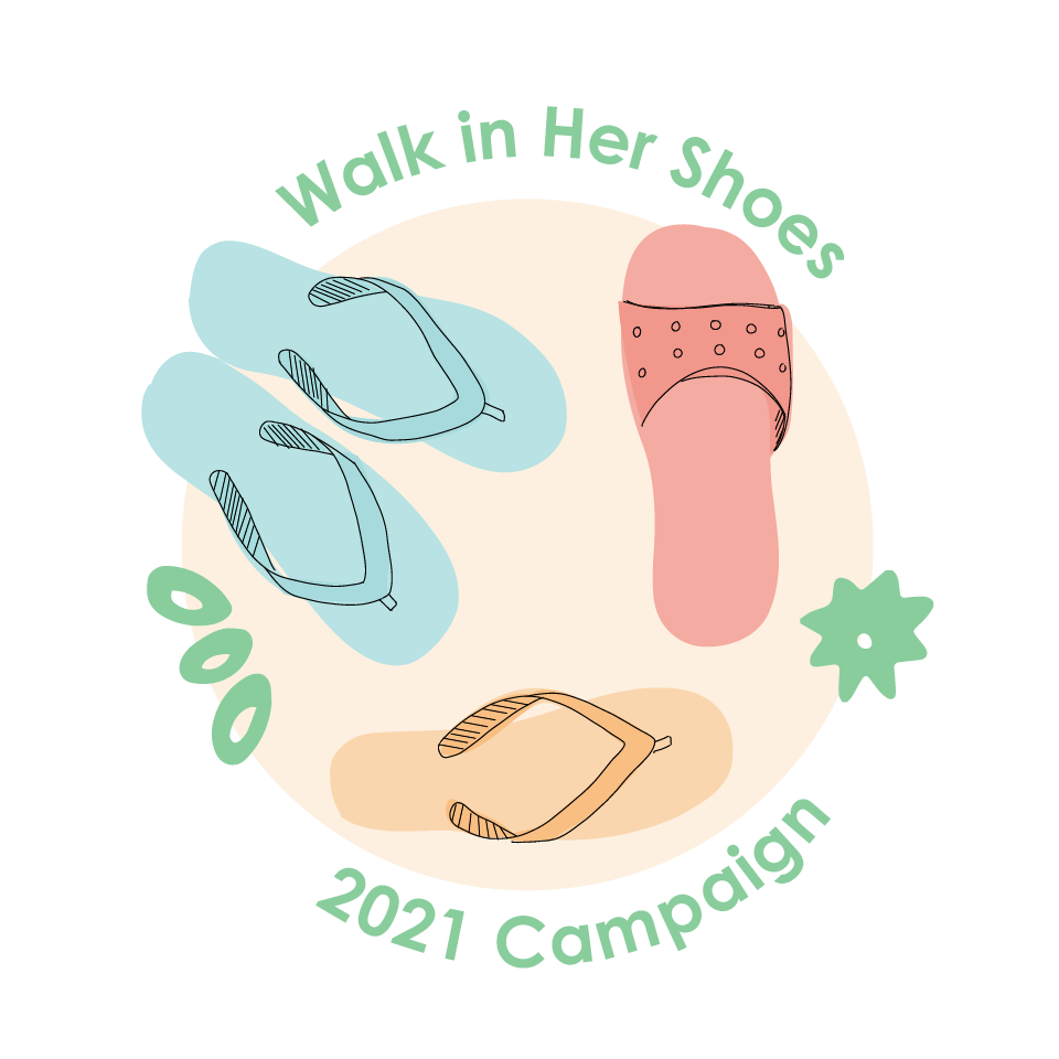 Walk in her Shoes Campaign